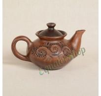 """Чайник """"Сувенирный"""" с декором"""