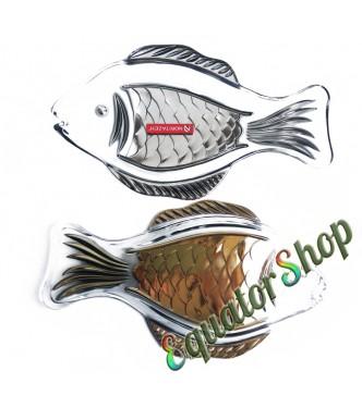 Набор Тарелок Рыбки 2 Шт.