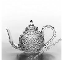 Хрустальный чайник